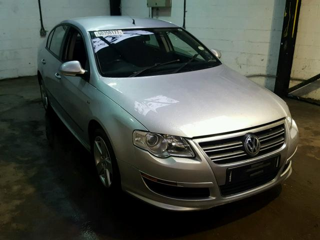 VW Passat 2010 R Line Breaking